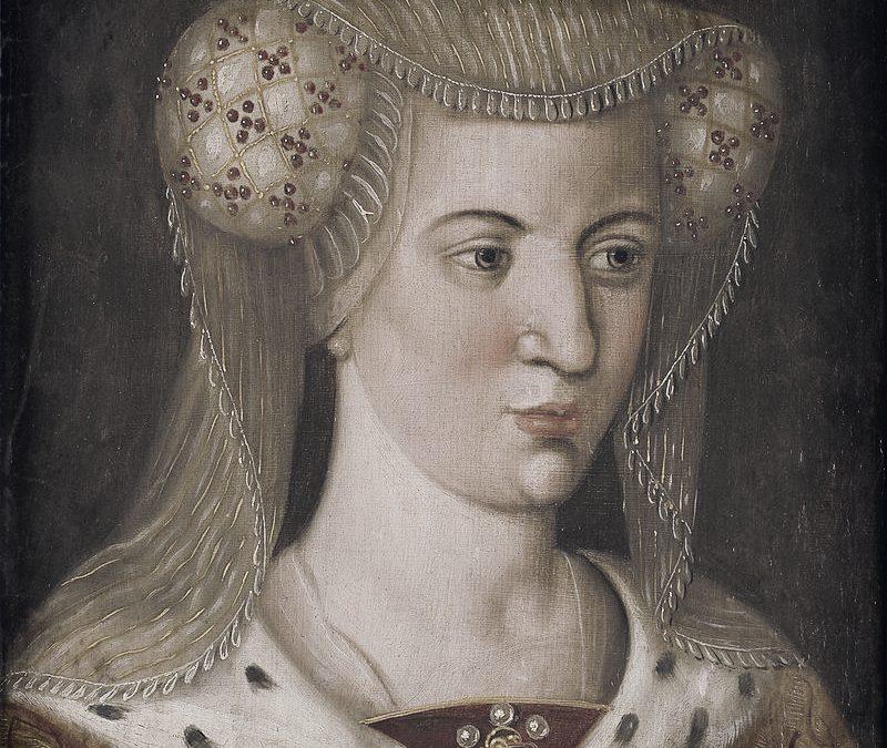Jacqueline de Bavière